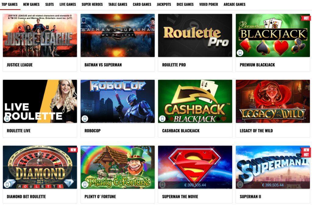 Inscrivez-vous dans un casino en ligne