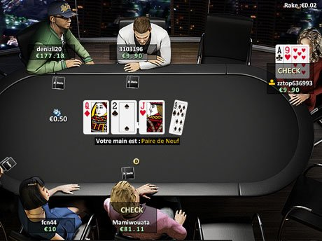 bwin table poker