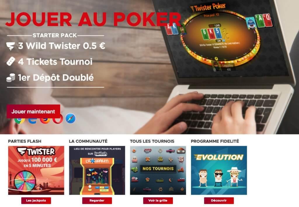 Participez aux plus gros tournois poker de la planète