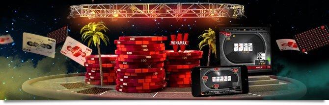 poker winamax premier depot
