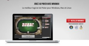 Commencer à jouer au poker avec Winamax