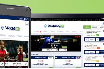application parions sport