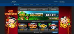 Jeux XP et Bingo