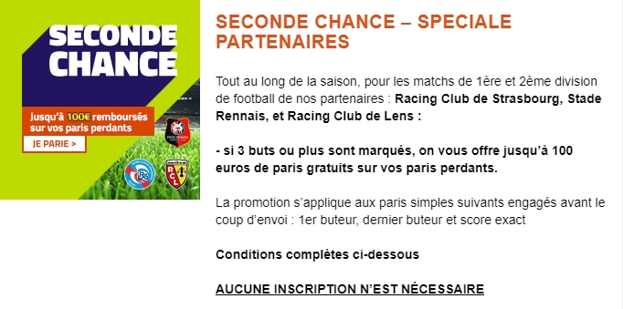 pmu seconde chance