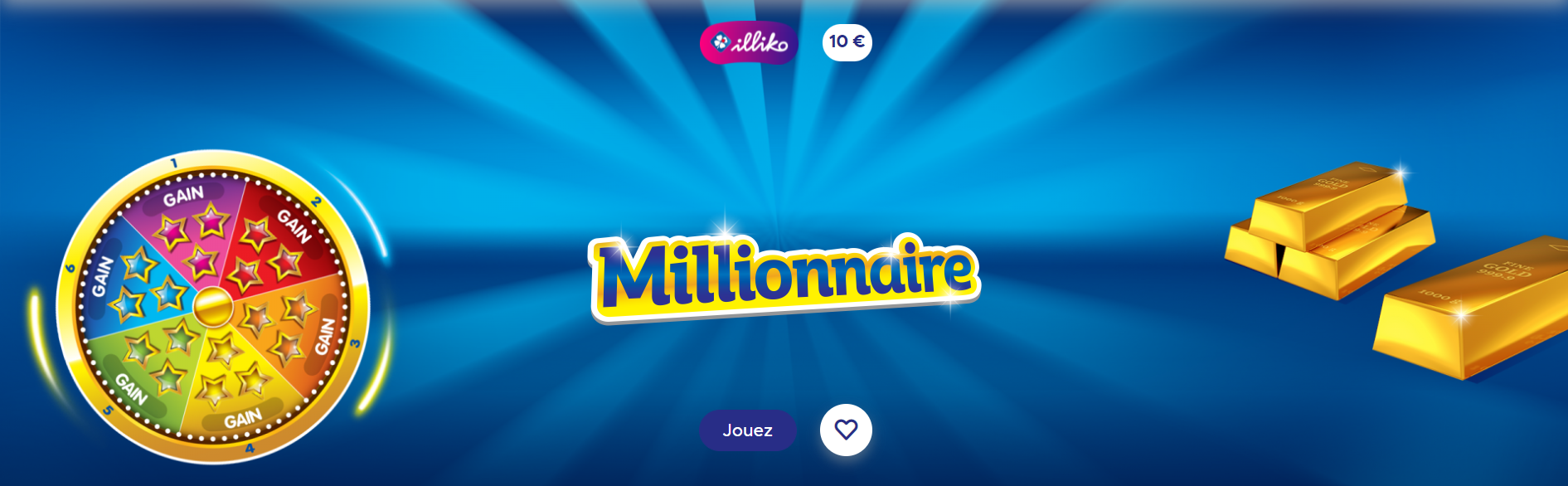 Millionnaire FDJ