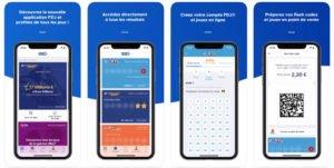 Application mobile de la FDJ