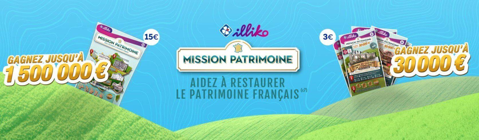 Mission Patrimoine FDJ