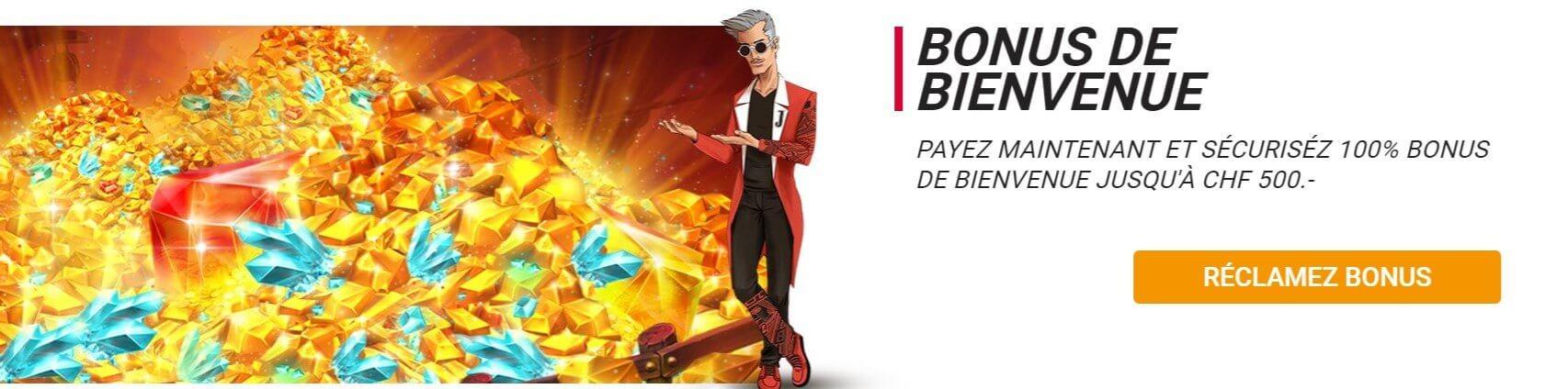 Bonus Jackpots.ch