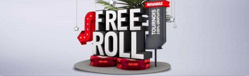Freerolls de Winamax