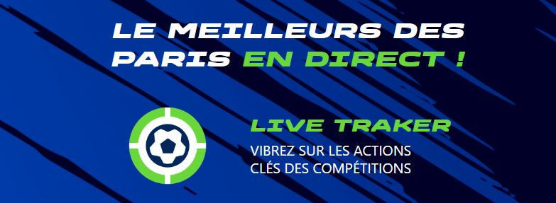 live tracker parions sport