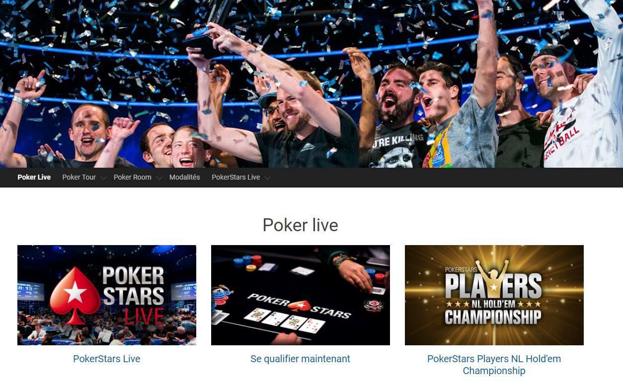 poker live pokerstars