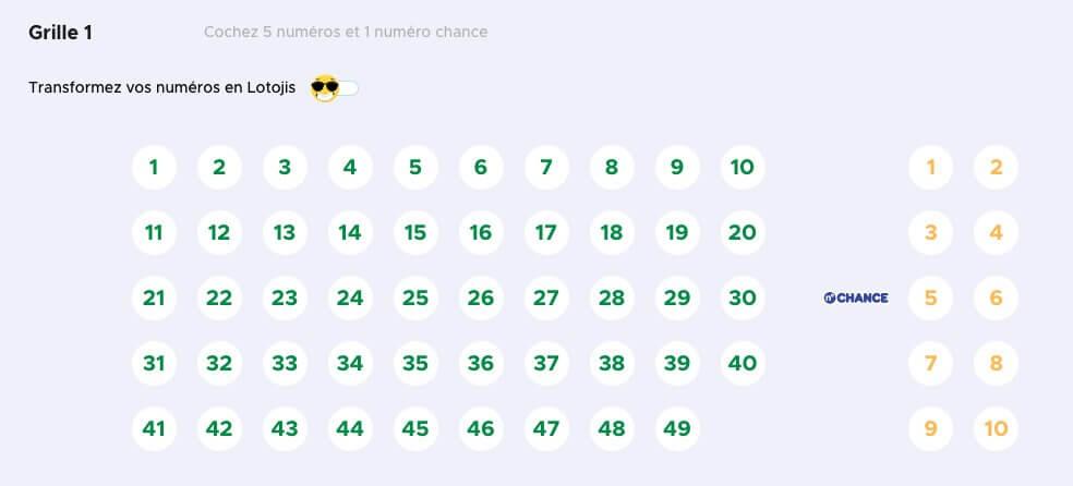 Super Loto Française des Jeux