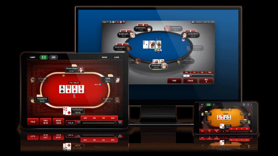 pokerstars belgique