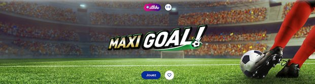 Jusqu'à 40 000€ offert au Maxi Goal FDJ