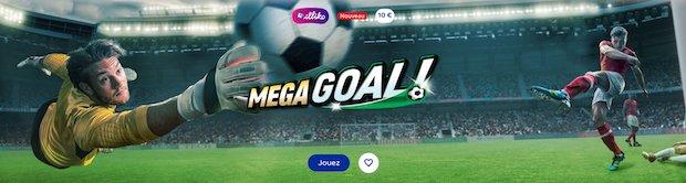 Ticket Illiko FDJ Mega Goal