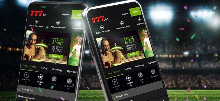 bet777 app