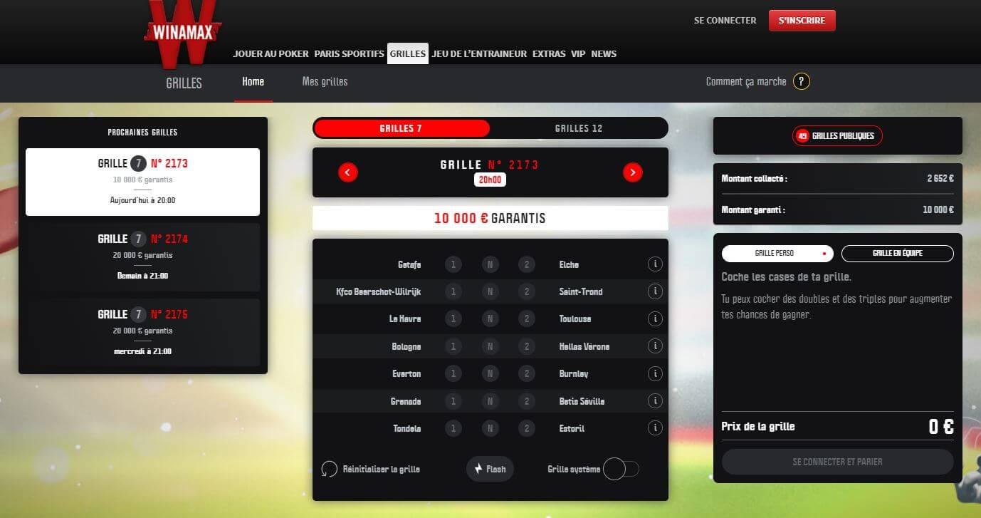 loto foot en ligne winamax